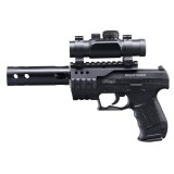 Пистолет Umarex Walther Night Hawk black